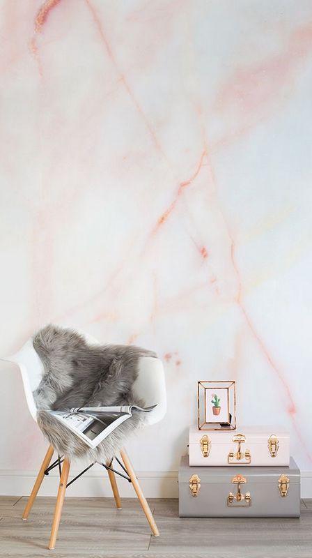Натуральный мрамор в интерьере квартиры